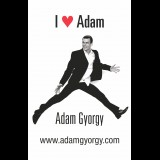 Adam Gyorgy Fridge Magnet